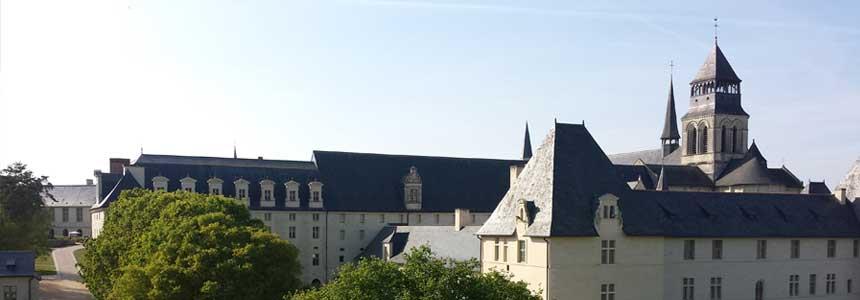 Abbaye Royale de Fontevraud, Loire