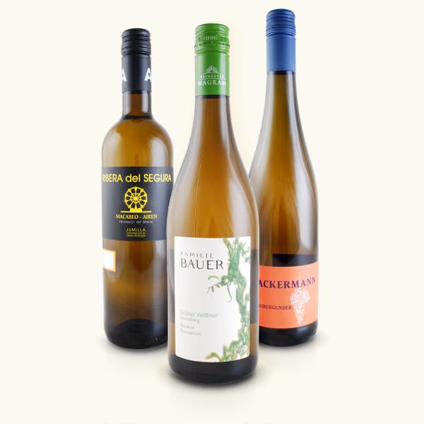 3er Weißweinpaket