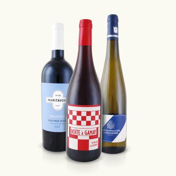 Winterweinpaket Vielfalt
