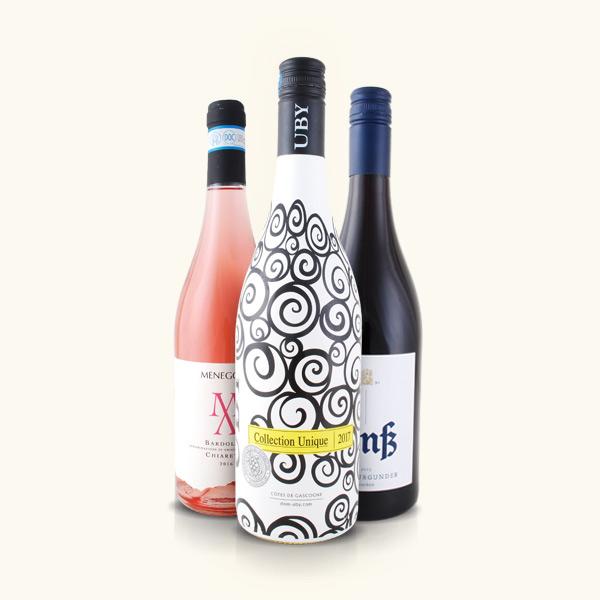 3er Weinpaket Frühlingsgefühle