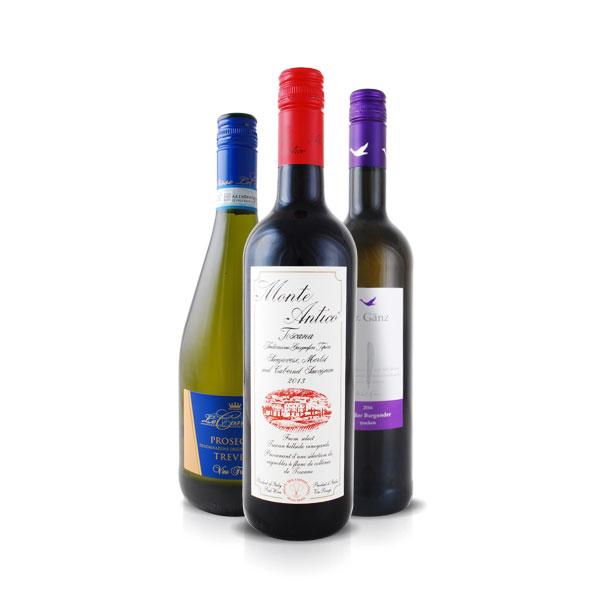 Weinpaket Startermix