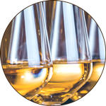 Schneller Weinversand