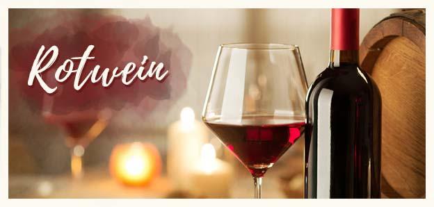 Rotwein online bestellen