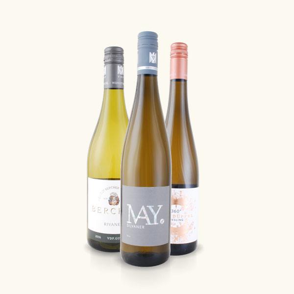 3er Weißwein zum Spargel
