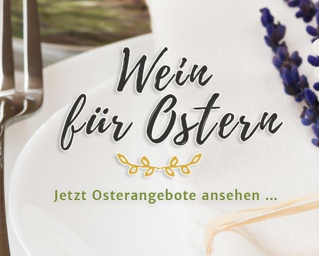 Wein zu Ostern