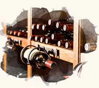 Unser Weinlager