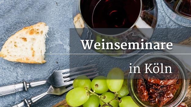 Weinproben in Köln